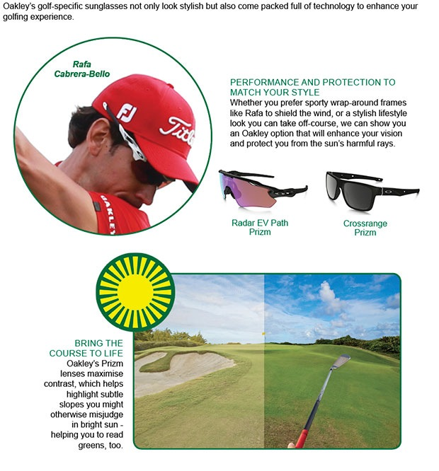 Oakley Article