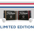 Titleist US Open limited edition balls