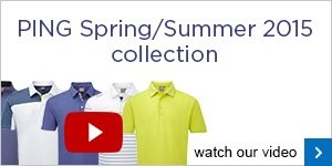 PING Spring Summer 2015 clothing