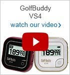 GolfBuddy VS4 talking GPS