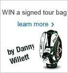 Win a signed Callaway Tour Bag by Danny Willett