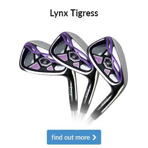 Lynx Tigress Irons