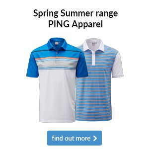 Ping Men's Spring Summer Collection